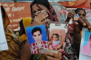 BANGLADESH-DISASTER-TEXTILE