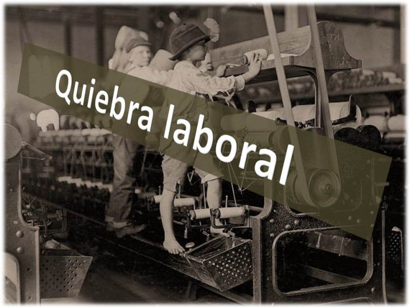 quiebra laboral
